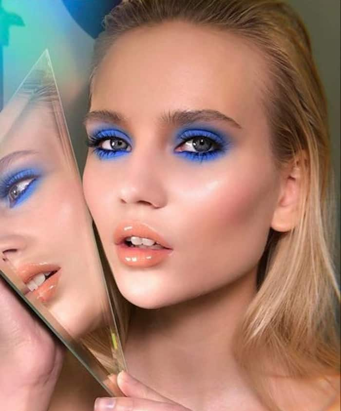 what makeup looks you should try based on your zodiac - aquarius