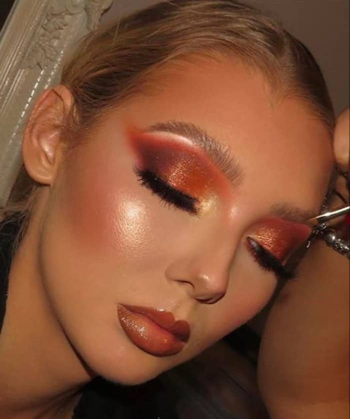 what makeup looks you should try based on your zodiac – leo