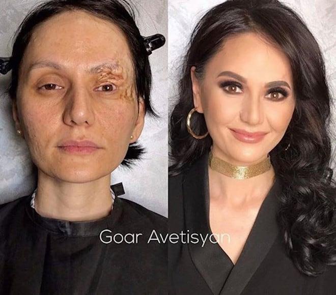 beauty transformations by goar avetisyan