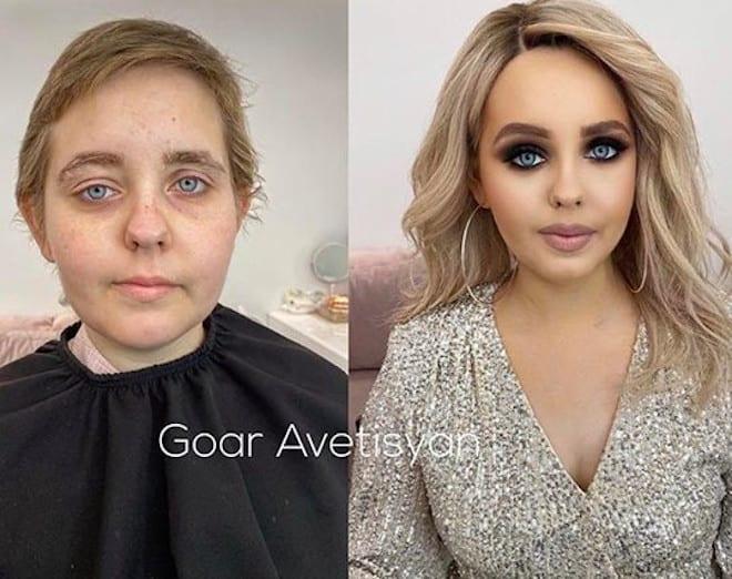 beauty transformations by goar avetisyan 7