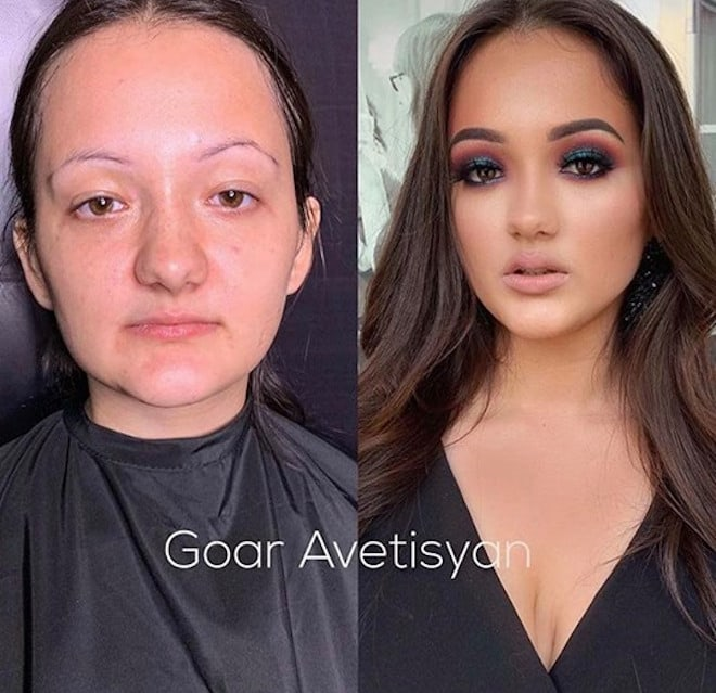 beauty transformations by goar avetisyan 8