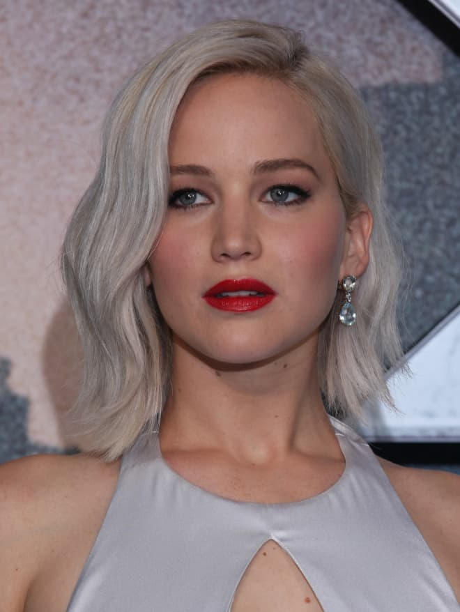 celebrity sexy wavy hairstyles