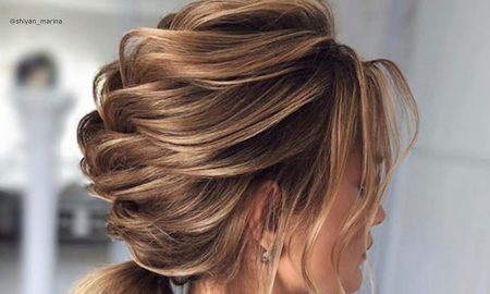 Feminine Braids Ideas