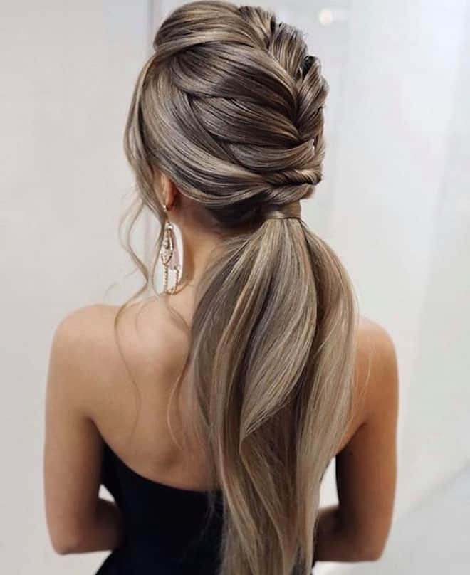 feminine braids ideas 3