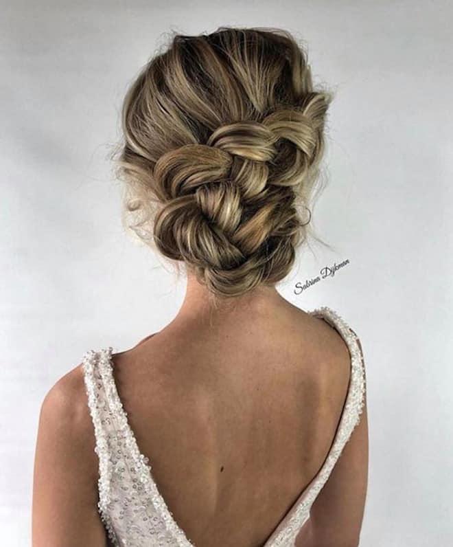 feminine braids ideas 5
