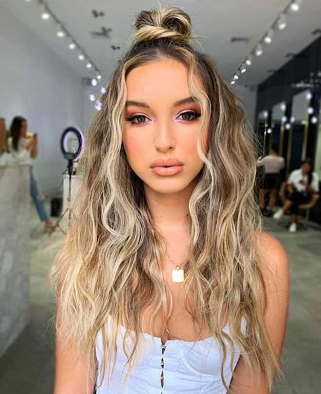 sexy curly hairstyles for special events 2