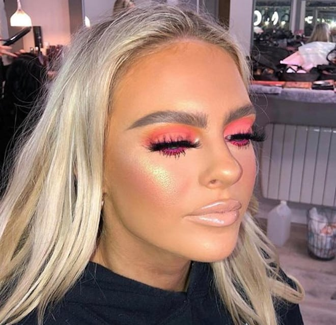 sexy makeup looks for summer 4