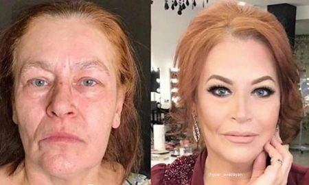 The Most Mind-Blowing Mature Beauty Transformations By Goar Avetisyan
