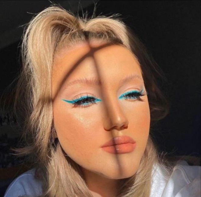 breakout summer makeup trends that will be huge after quarantine – bright eyeliner