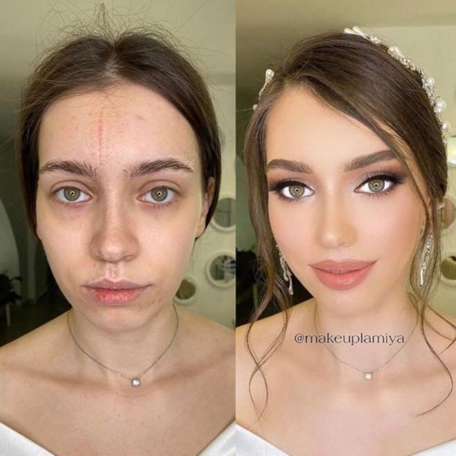 bridal beauty transformations 7