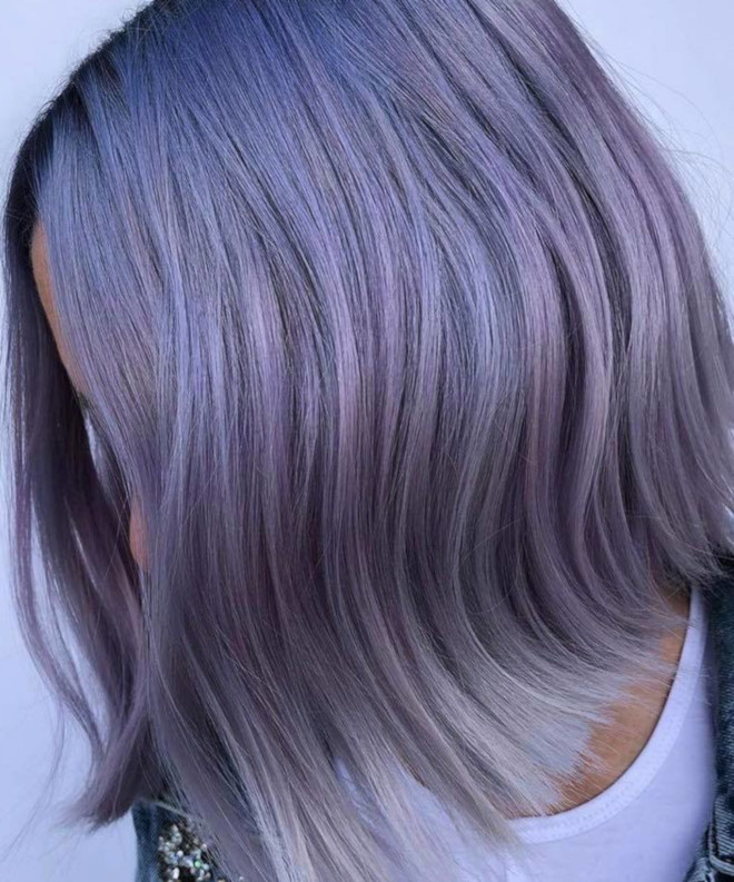 cool toned hair colors for summer 2