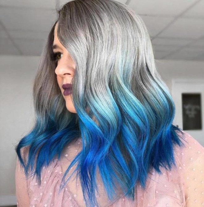 cool toned hair colors for summer 3