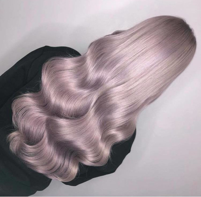 cool toned hair colors for summer 5
