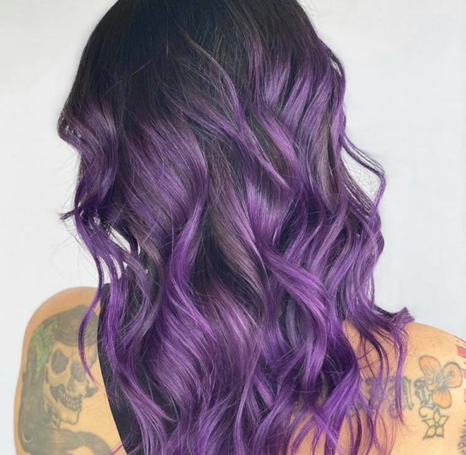 cool toned hair colors for summer 6