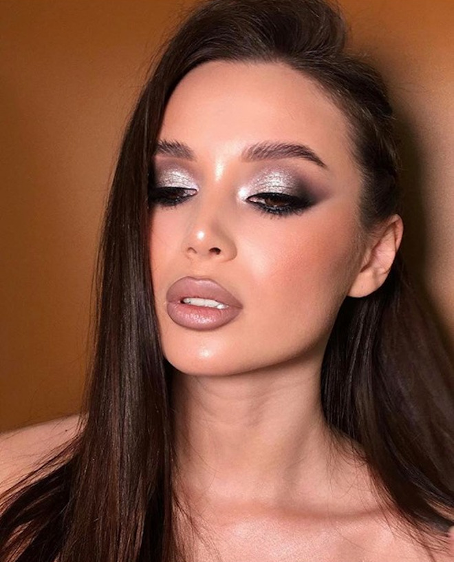 cool toned makeup looks for summer 5