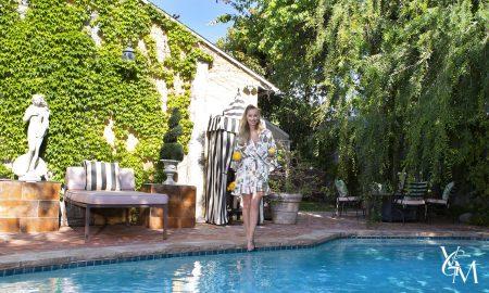 katarina van derham by the pool naked