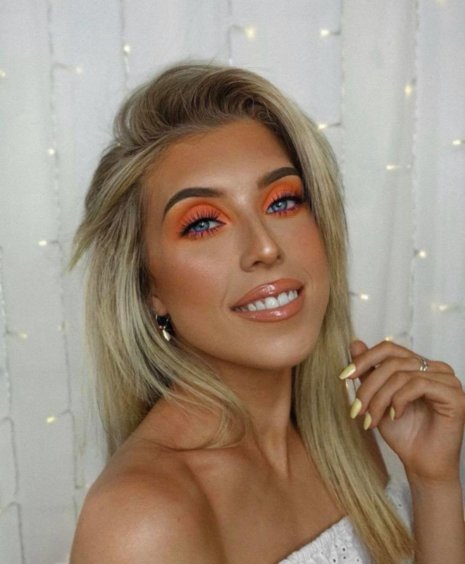 living coral makeup is here to replace the natural glam 3