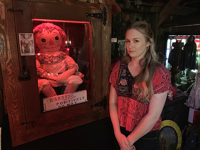 malorie-mackey-malories-adventures-weird-world-adventures-travel-annabelle-annabelle-doll-nespr-new-england-society-for-psychic-research-ed-and-lorraine-warren