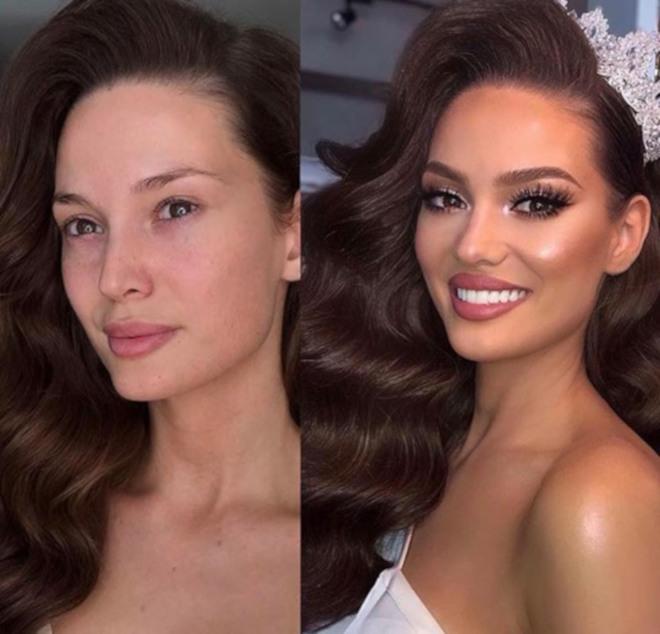 the most glamorous beauty transformations by sellma kasumoviq 6
