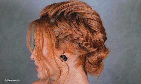 Chic & Feminine Braided Hairstyles For Fuss-Free Summer