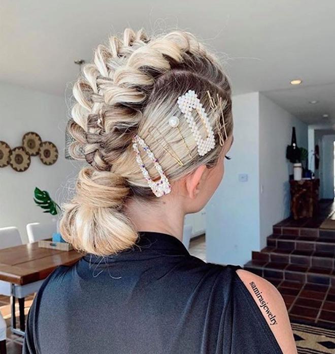 chic & feminine braided hairstyles for fuss-free summer 2