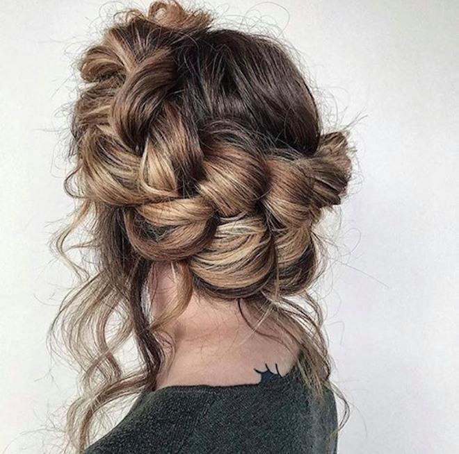 chic & feminine braided hairstyles for fuss-free summer 8