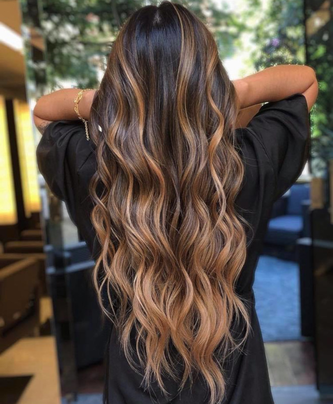 smoky gold hair colors 2