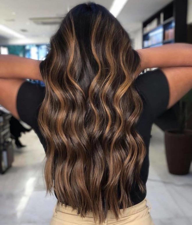 smoky gold hair colors 3