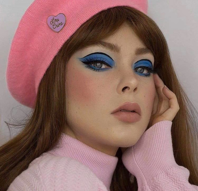 60s makeup is trending on instagram - here is how to wear it the modern way