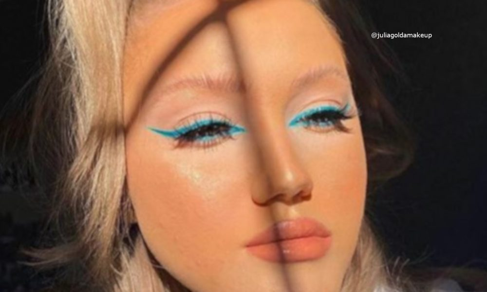 breakout-summer-makeup-trends-that-will-be-huge-after-quarantine-bright-eyeliner-1-1000×600-1