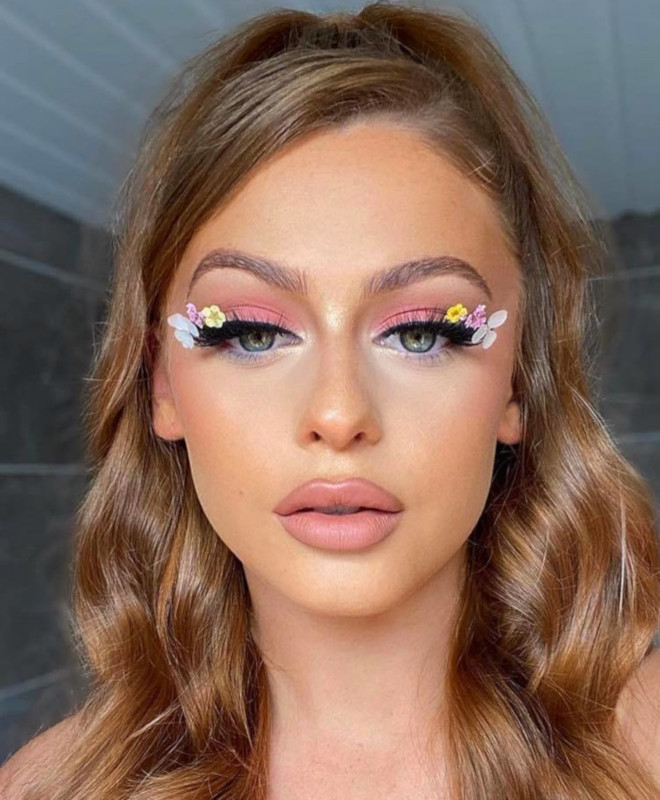 fresh makeup looks for summer glow up 4