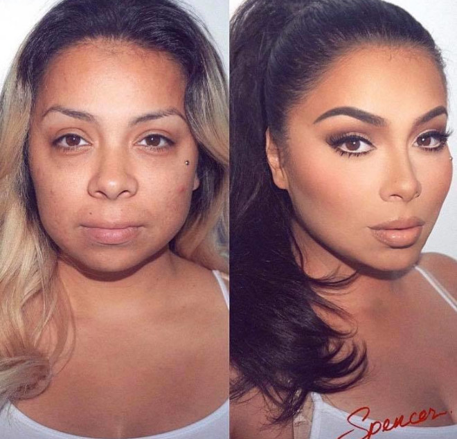 glamorous beauty transformations 5