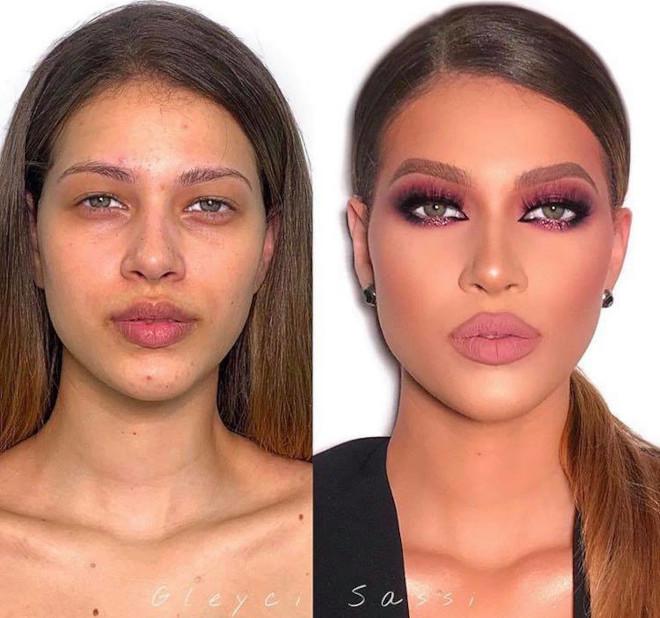 glamorous beauty transformations 9