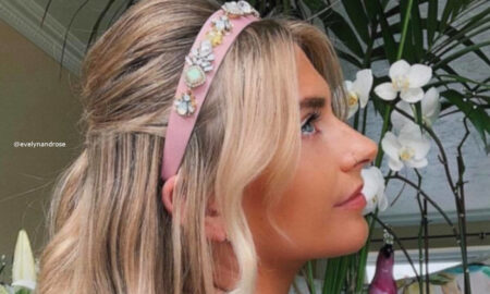 Insanely Pretty Headband Hairstyles To Copy Now