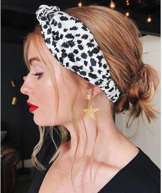 insanely pretty headband hairstyles to copy now 5