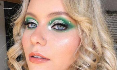 Pearl Makeup Trend