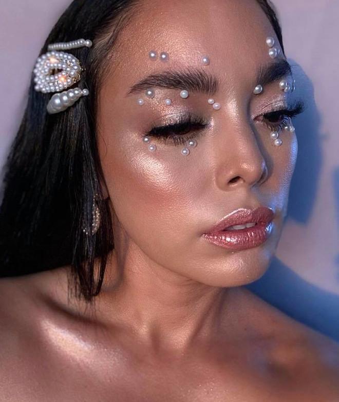 pearl makeup trend 8