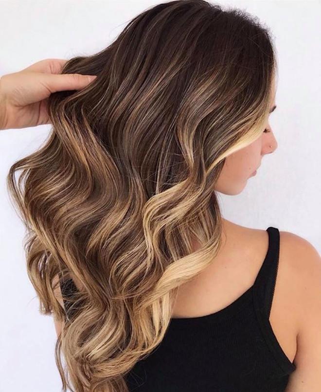 teasylights hair color trend 2