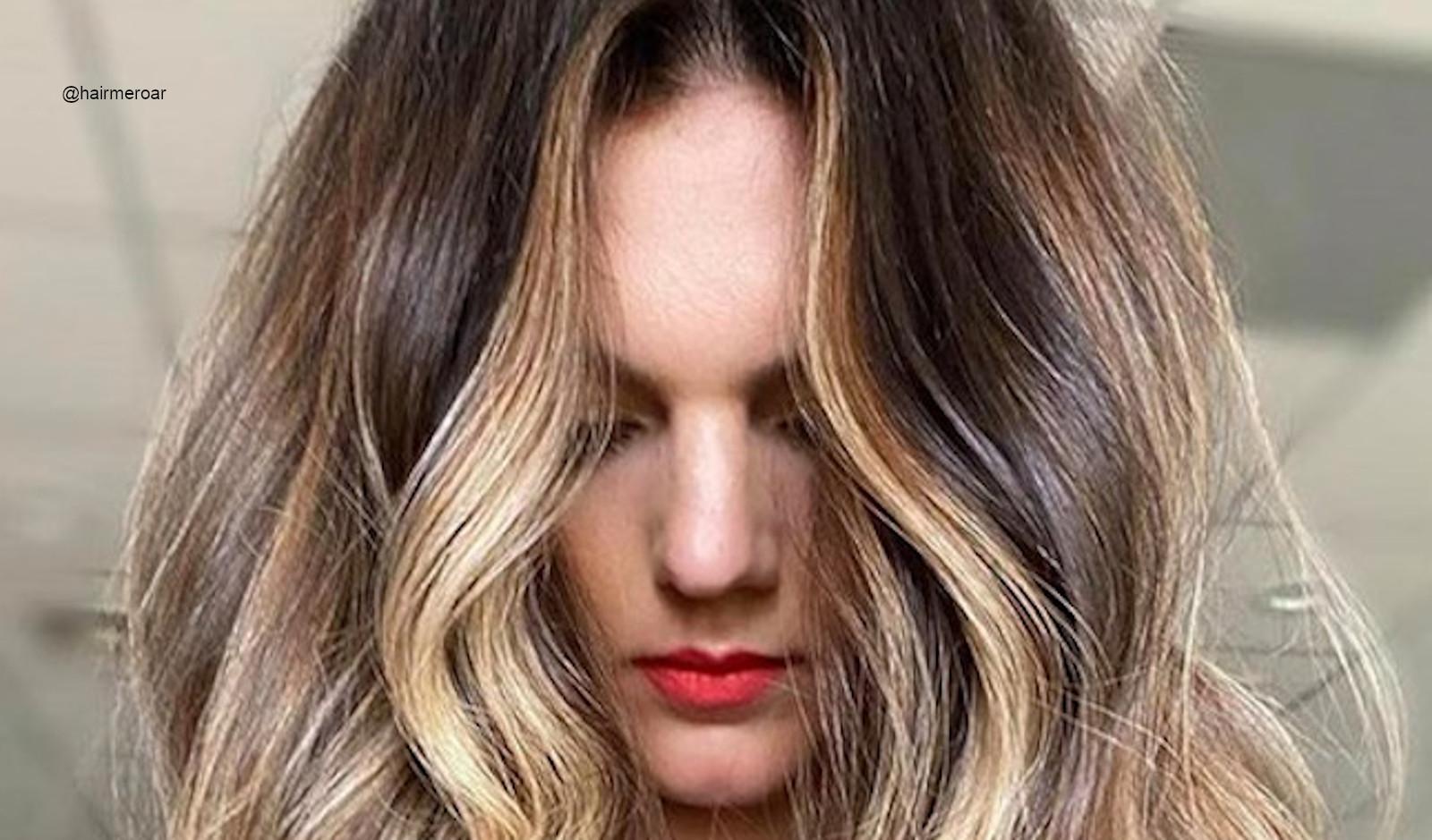 Teasylights Hair Color Trend