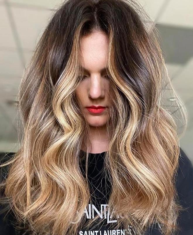 teasylights hair color trend 3