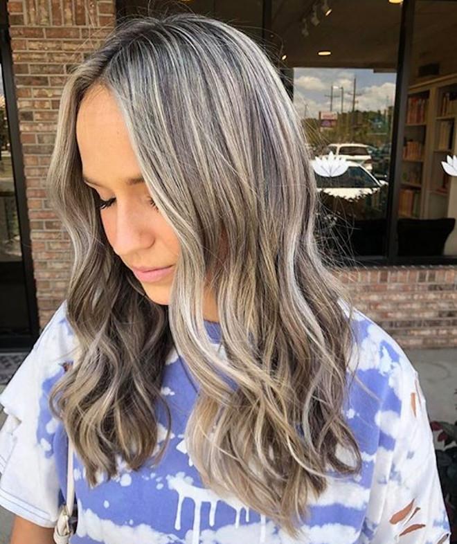 teasylights hair color trend 8