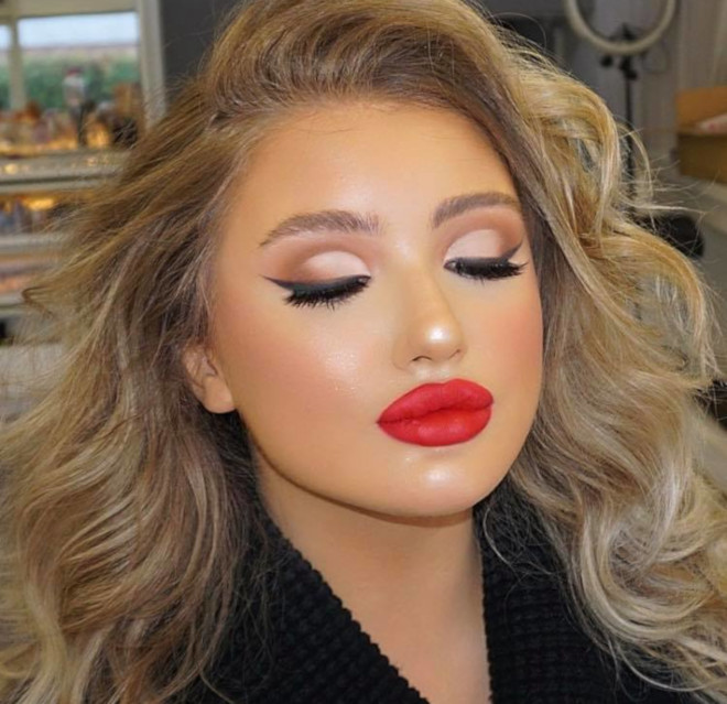 the best makeup looks to wear to the casino 3