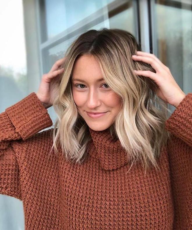 undone blonde hair trend 6