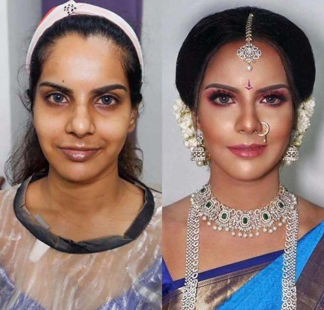 bridal beauty transformations 9
