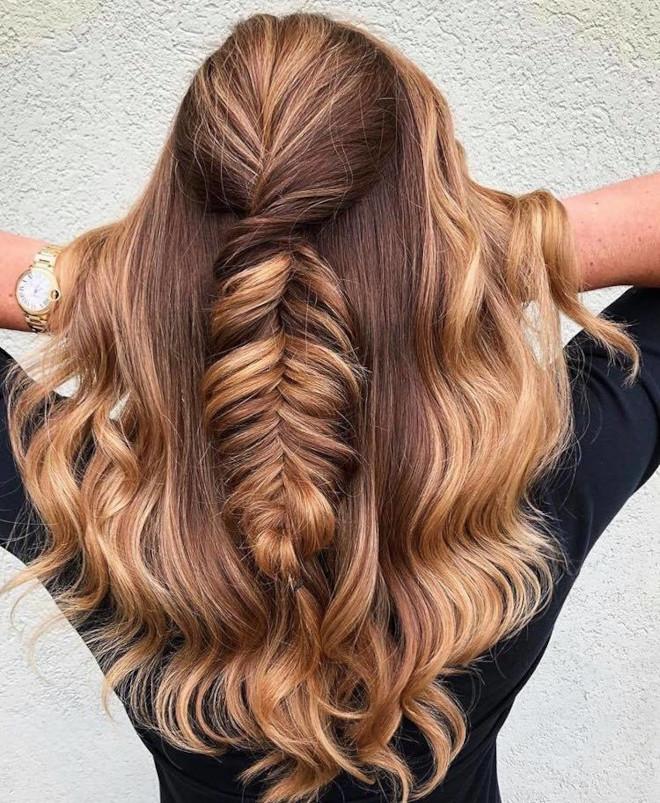 caramel hair 2