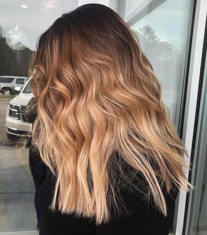 caramel hair 3