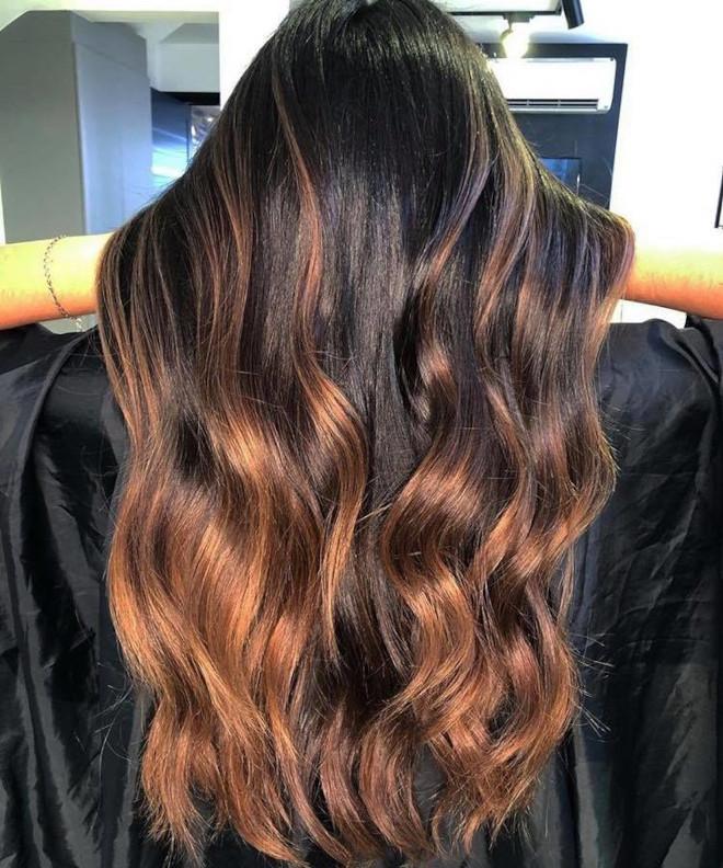 caramel hair 5