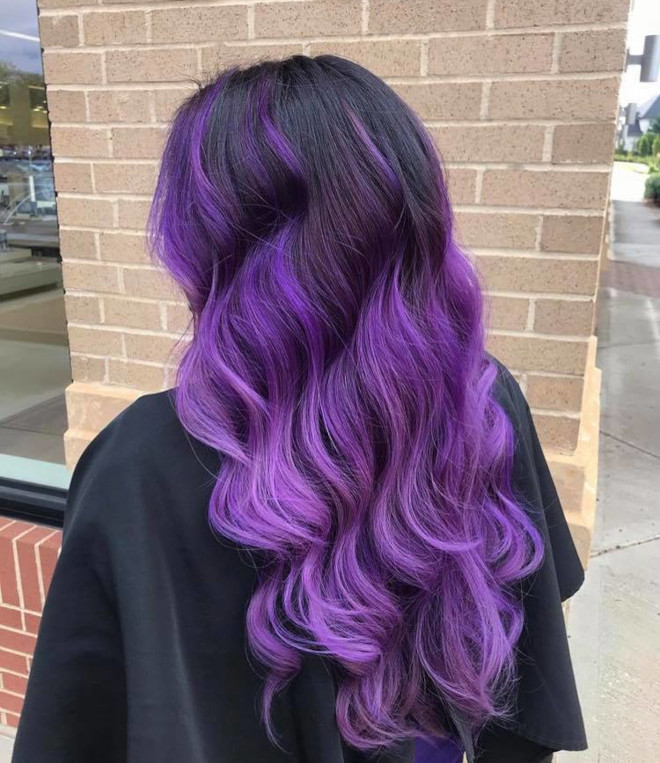 cool toned hair color ideas for fall 8