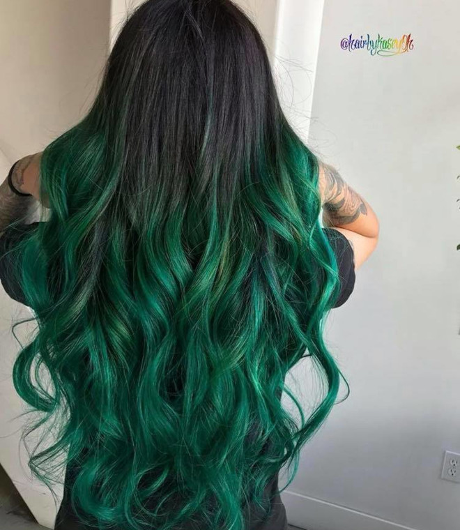 cool toned hair color ideas for fall 9