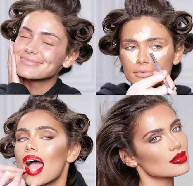 mind-blowing beauty transformations that show the massive power of makeup 2